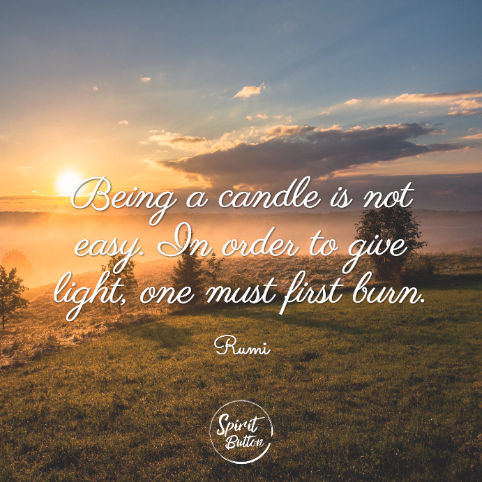 25 Rumi Quotes To Inspire You Spirit Button