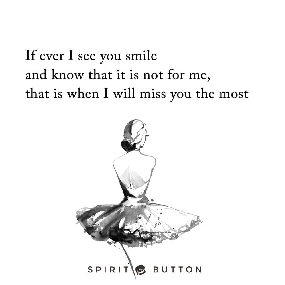 80 Best Missing You Quotes For Saying I Miss You | Spirit Button