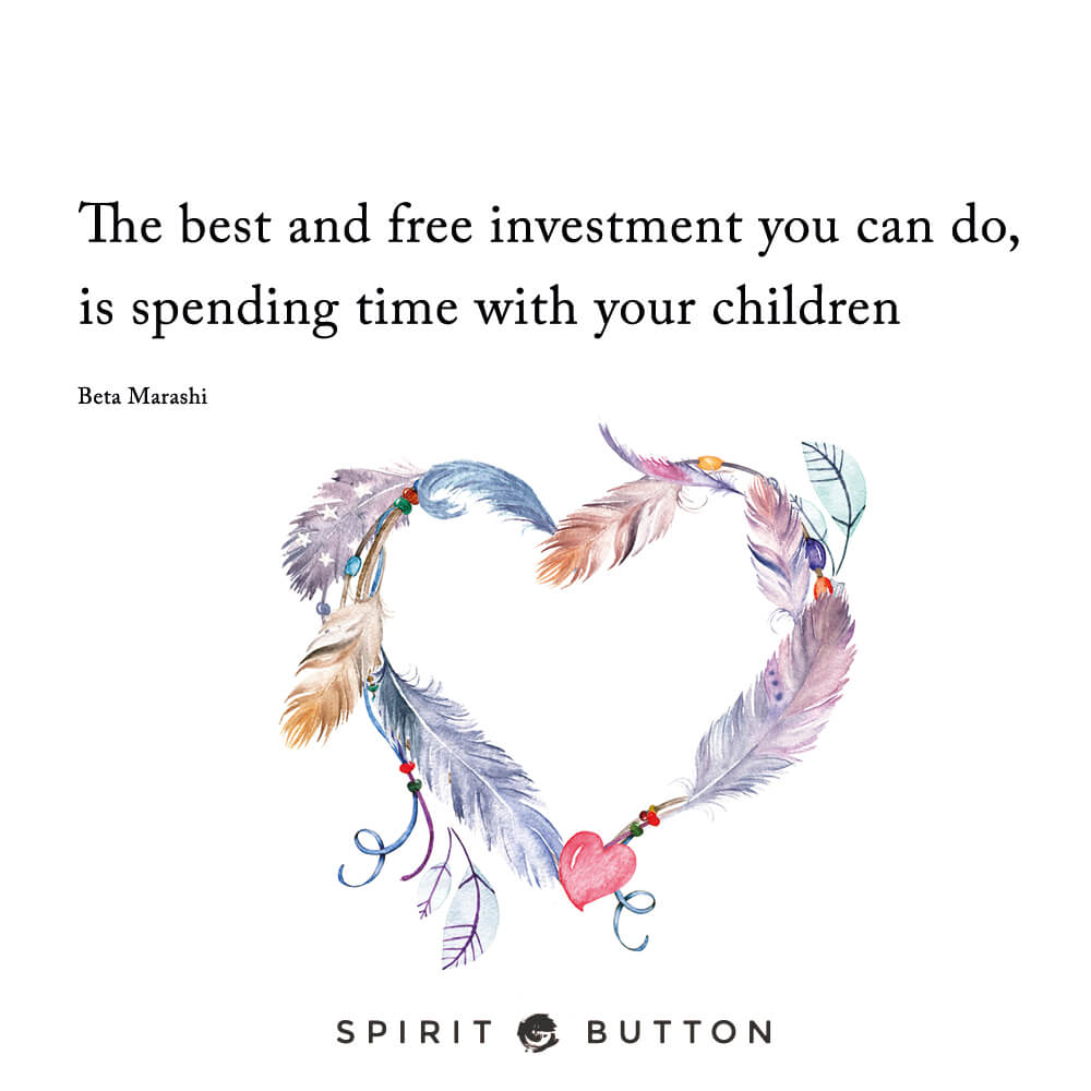 Spending Time With Your Kids Quote Brandy Norwood Quotes Quotehd