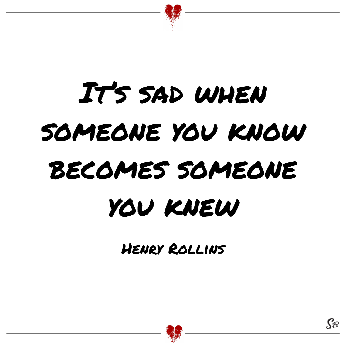 Sad Quote 31 Sad Quotes For A Broken Heart  Spirit Button