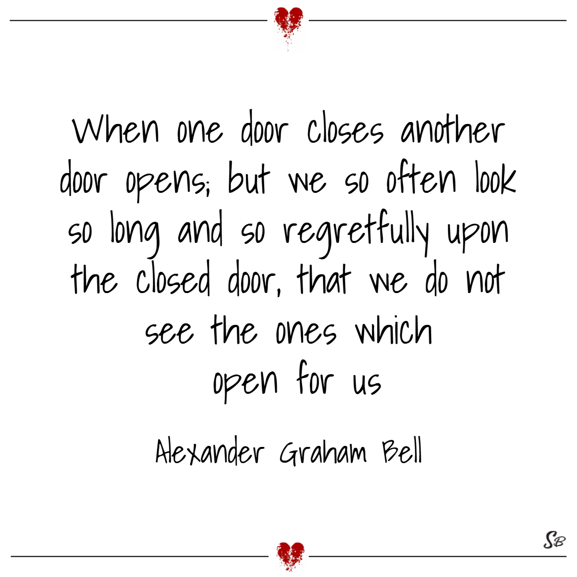 Stencil.spiritquote (4). ∴ When One Door Closes ...