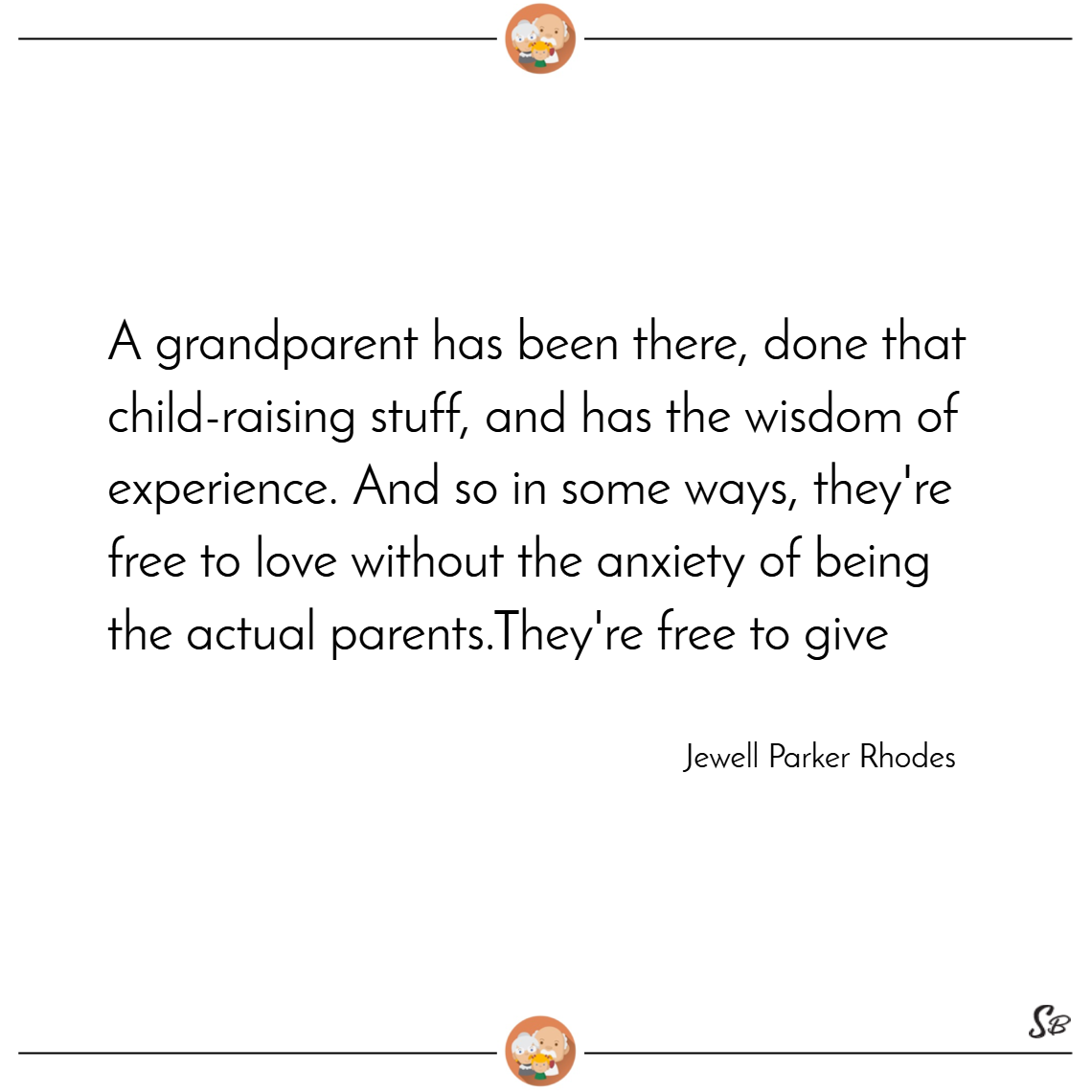 31 Heart-Warming Grandparent and Grandchild Quotes | Page 11 ...