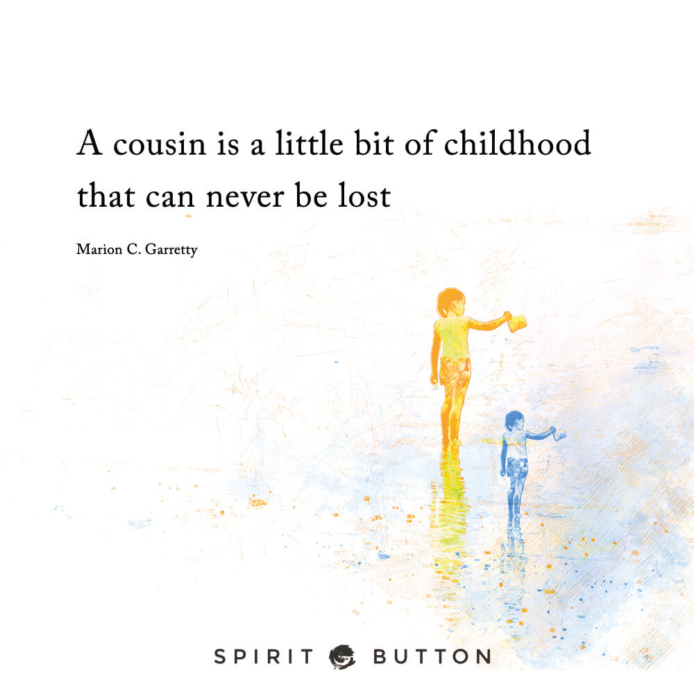 Quotes About Cousin Friendship Interesting 31 Beautiful Cousins Quotes On Family And Friendship  Page 4 Of