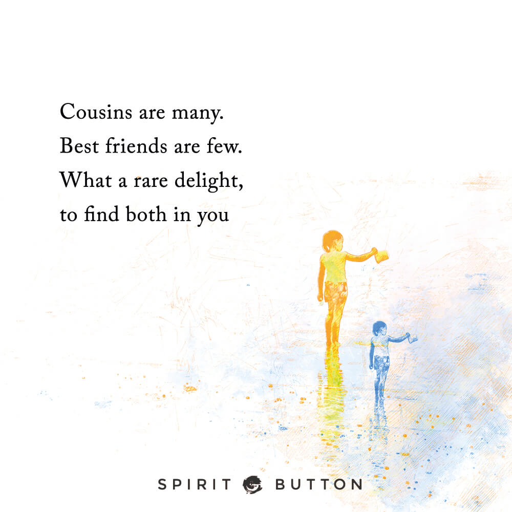 31 Beautiful Cousins Quotes On Family And Friendship Page 14 Of 31