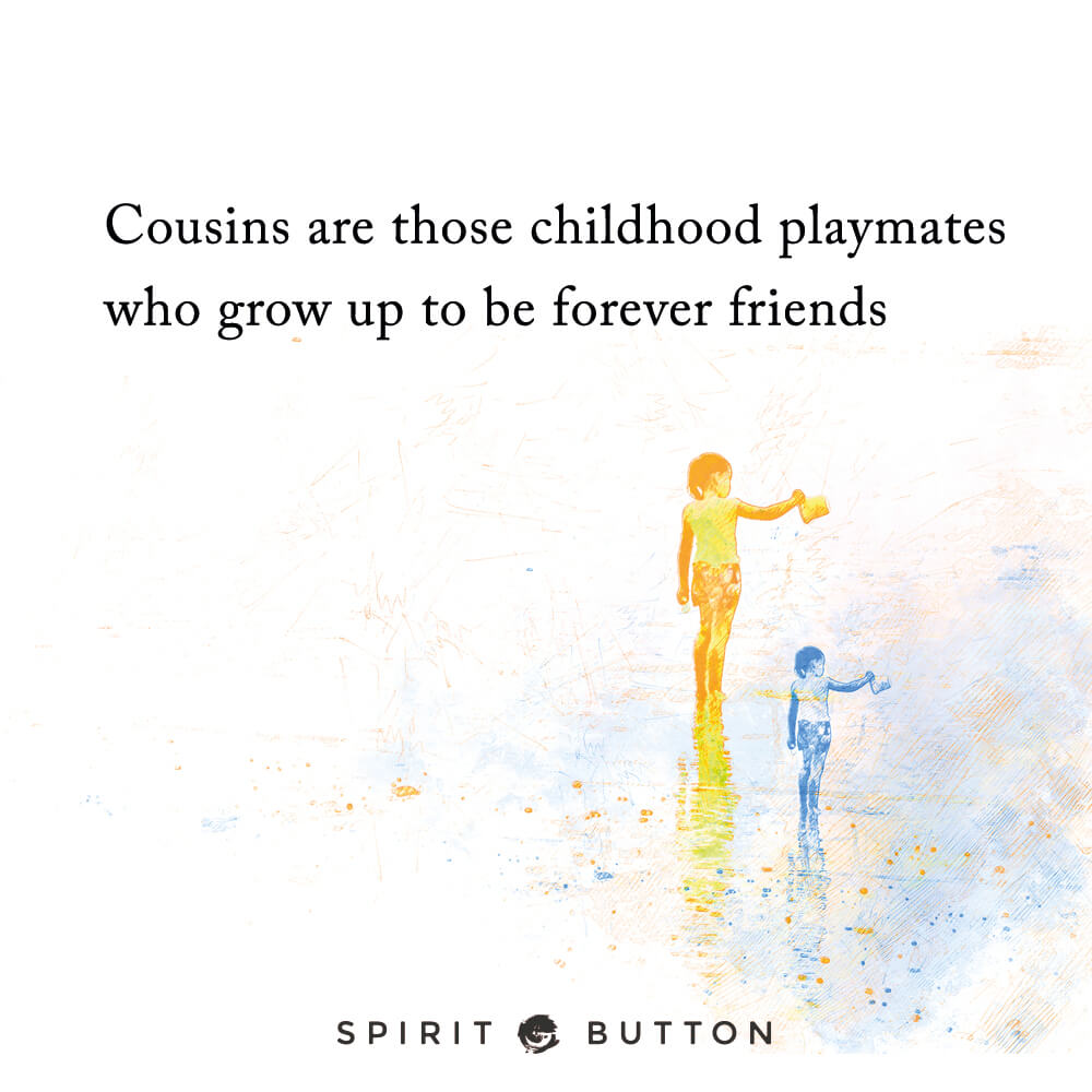 Quotes About Cousin Friendship Gorgeous 31 Beautiful Cousins Quotes On Family And Friendship  Page 5 Of