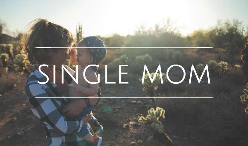 Single mom quotes