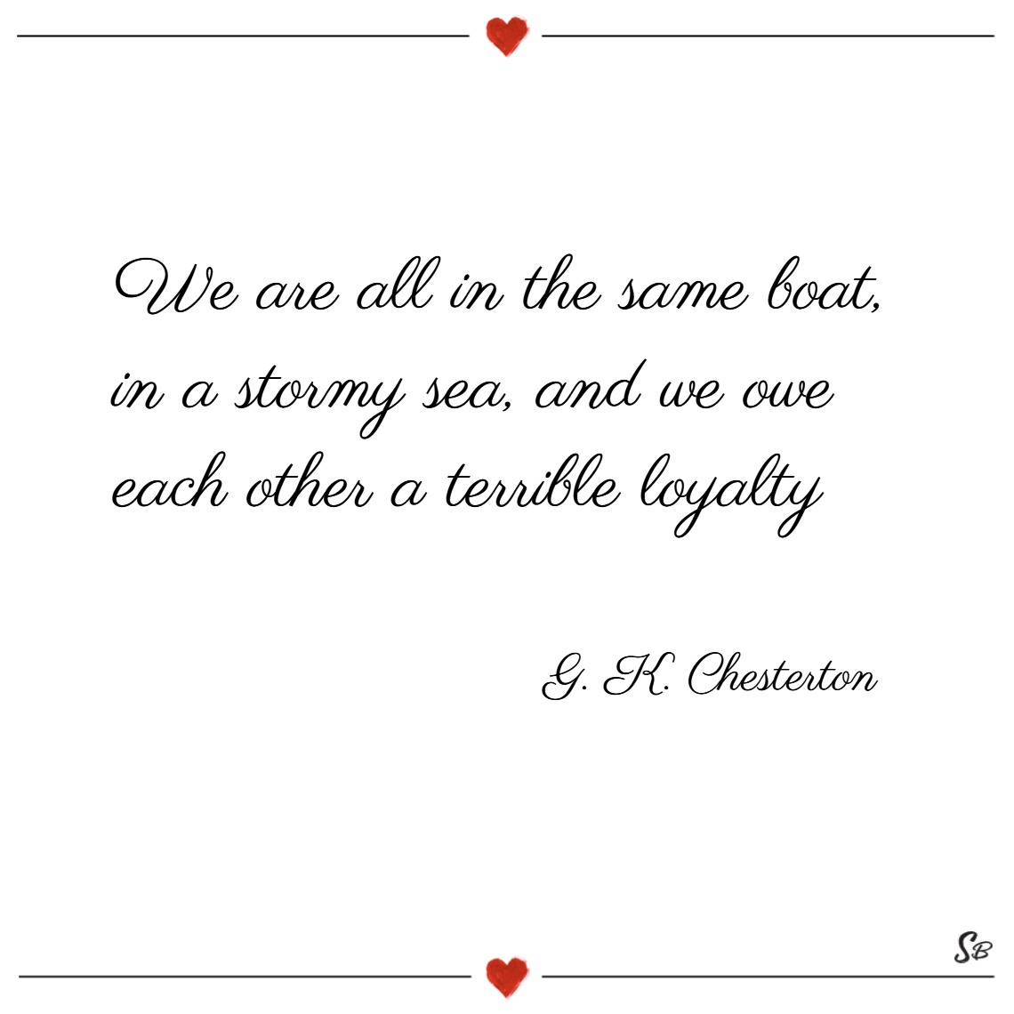 31 Amazing Loyalty Quotes On Friendship and Love | Spirit Button