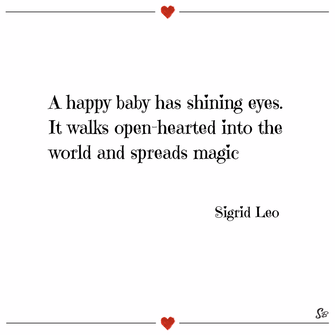 happy baby quotes