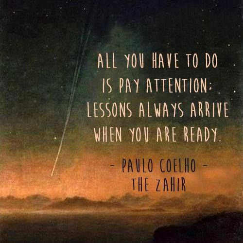 pay attention lessons
