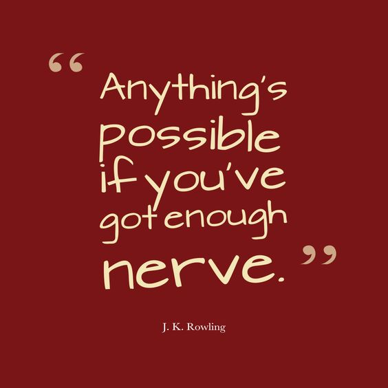 anythings possible encouragement