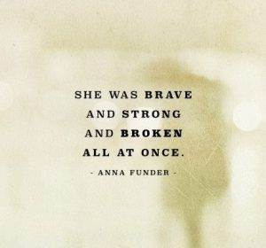 brave strong women