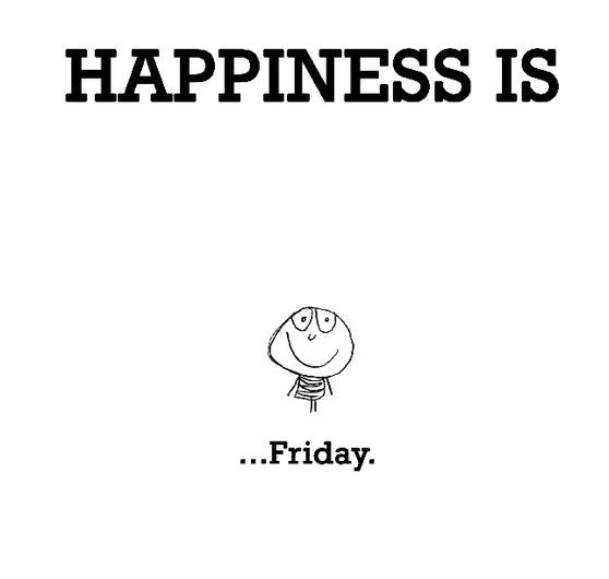 happiness friday
