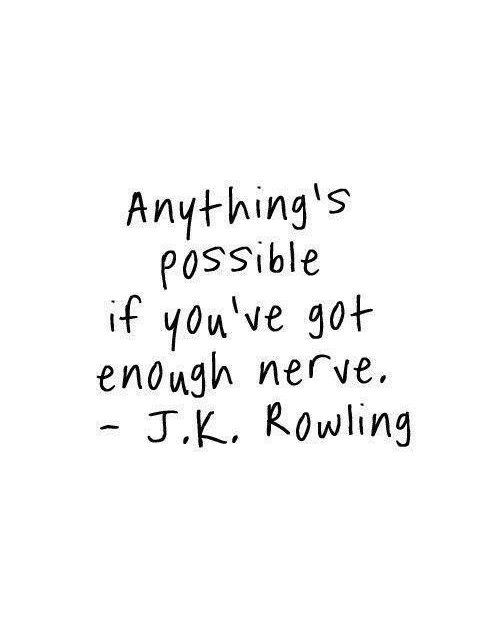 anything is possible strength quotes