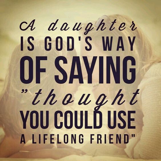 Captivating Top Mother Daughter Quotes. Gods Daughter
