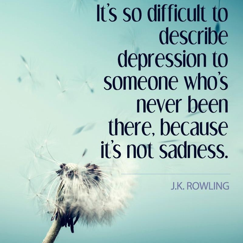 81 Depression Quotes To Help In Difficult Times | Spirit Button