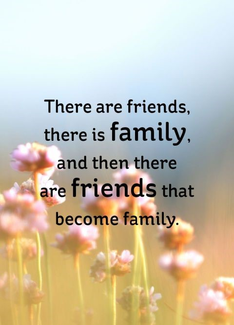 friends family