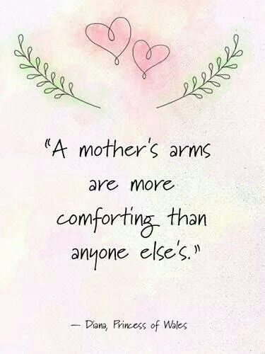 mother arms